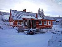 Chata ubytování v Horní Malé Úpě