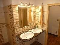 Koupelna - pronájem chalupy Vrchlabí 3 - Podhůří