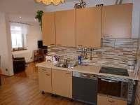 Kuchyň - chalupa k pronajmutí Vrchlabí 3 - Podhůří