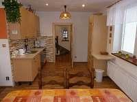 Kuchyň - chalupa ubytování Vrchlabí 3 - Podhůří