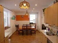 Kuchyň - pronájem chalupy Vrchlabí 3 - Podhůří