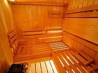 Sauna - chalupa k pronajmutí Vrchlabí 3 - Podhůří