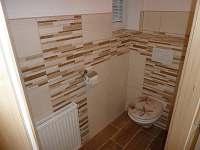 WC - chalupa k pronajmutí Vrchlabí 3 - Podhůří