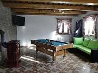společenská místnost - Komárov