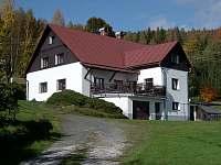 ubytování Rokytnice nad Jizerou v apartmánu na horách