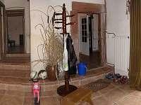 Chodba - chalupa ubytování Horní Olešnice - Zadní Ždírnice