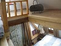 Podkroví nad ložnicí č.2 - chalupa k pronajmutí Horní Olešnice - Zadní Ždírnice