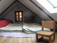 Podkrovní ložnice II. nad obývákem