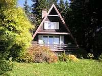 ubytování Horní Lánov na chatě k pronajmutí