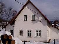 Chalupa k pronajmutí - zimní dovolená Černý Důl - Čistá v Krkonoších