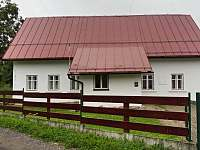 Chalupa v Čisté - pohled od silnice - Černý Důl - Čistá v Krkonoších