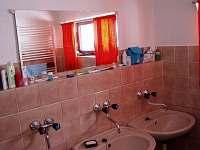 koupelna v přízemí - Černý Důl - Čistá v Krkonoších