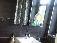 Koupelna s toaletou - Rudník