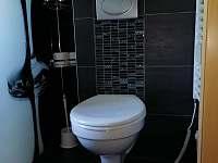Toaleta - chalupa k pronájmu Rudník
