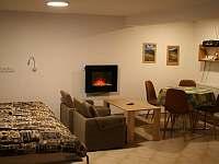 apartmán s vyklápěcí postelí - Dolníky u Trutnova
