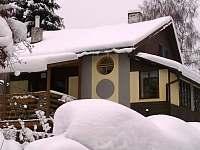 Chata k pronajmutí - dovolená Náchodsko rekreace Dolníky u Trutnova
