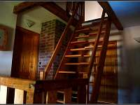 Mlynářské schody - chalupa ubytování Žacléř