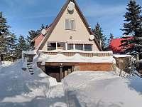 ubytování Skiareál Běžecký skiareál Lesná Chata k pronájmu - Svahová