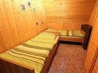 ložnice I - pronájem chaty Svahová