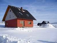 Rodinný dům na horách - zimní dovolená Boží Dar