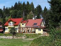 ubytování Ski areál Pernink - Pod nádražím v apartmánu na horách - Pernink