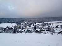 Pernink v zimě