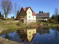 ubytování Ski areál Jáchymov - Náprava na chatě k pronájmu - Pernink