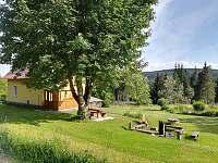 Ubytování na chatě v Perninku, Rybná 18 - k pronajmutí
