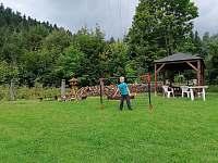 Horská chata Pstruhovka - chata k pronajmutí - 20