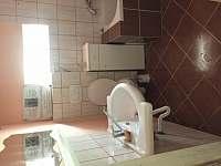 Koupelna a wc - apartmán k pronajmutí Tušimice