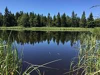 Černý rybník - Klíny