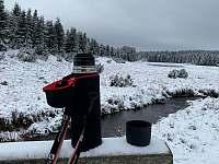 Flájská přehrada - turistická trasa - Klíny