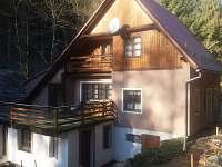 ubytování Chomutovsko na chatě k pronájmu - Úbočí - Místo