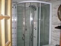 koupelna s WC a sprchovým koutem - Úbočí - Místo