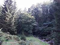 výhled z terasy - Úbočí - Místo
