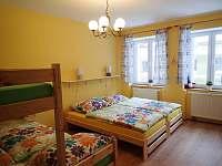 Jáchymov ubytování 8 lidí  ubytování