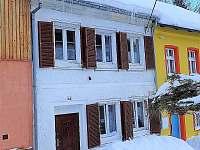 Apartmán ubytování v obci Černý Potok