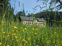 ubytování Ski areál Plešivec Chatky na horách - Nejdek - Bernov