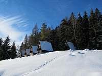 zima na Zátiší - Nejdek - Bernov