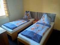 ložnice U Svena - apartmán ubytování Kovářská