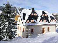 Chata ubytování v obci Zlatý Kopec