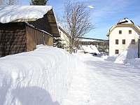 Horská chata pod Klínovcem - k pronájmu Loučná pod Klínovcem