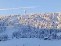 Klínovec v zimě - Loučná pod Klínovcem