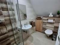 koupelna - Loučná pod Klínovcem