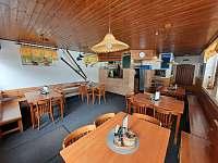 restaurace - Loučná pod Klínovcem