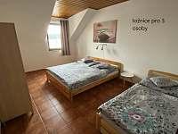 Rodinný apartmán - pronájem apartmánu - 12 Boží Dar