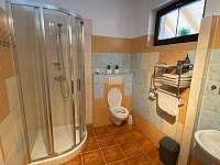 koupelna přízemí - Boží Dar