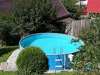 Ferienhaus Wildstein - rekreační dům k pronájmu - 3 Skalná
