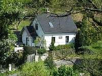 Rekreační dům k pronájmu - dovolená v Západních Čechách