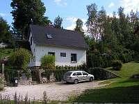 Ferienhaus Wildstein - rekreační dům ubytování Skalná
